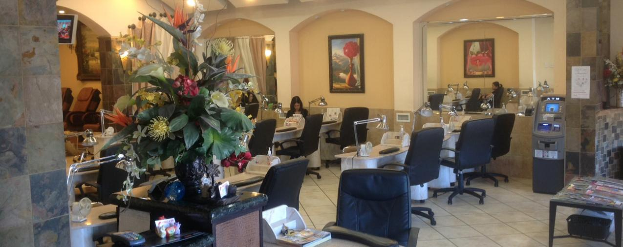 Hot Nails & Spa | Nails salon in Arlington TX 76016
